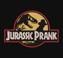 Jurassic Prank by violinsane