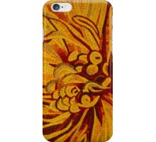 Imagination in Bold Yellows, Reds and Oranges iPhone Case/Skin