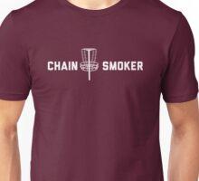 Chain Smoker T-Shirt for Disc Golfers Unisex T-Shirt