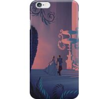 Evening of dreaming iPhone Case/Skin