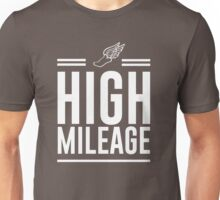 High Mileage T-Shirt for Runners Unisex T-Shirt