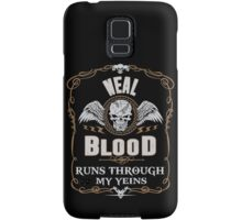 NEAL blood runs through your veins Samsung Galaxy Case/Skin