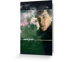 Sherlock Mind Palace Greeting Card