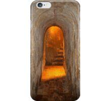Dungeon doorway iPhone Case/Skin