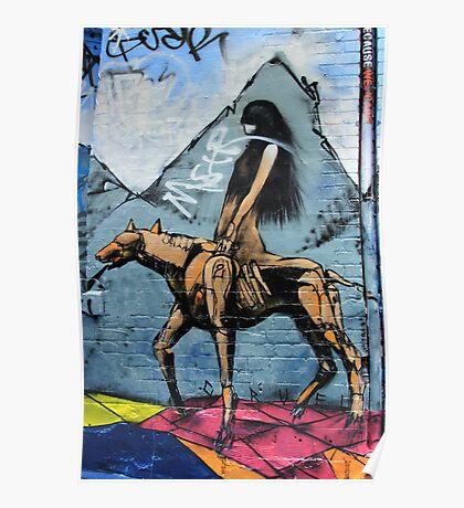 Street Art: global edition # 33 Poster