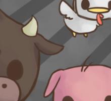 Beaver Mafia Sticker