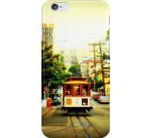 San Francisco Trolley iPhone Case/Skin