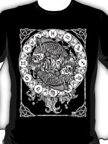 Zombstrology: Pisces T-Shirt