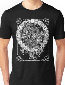Zombstrology: Pisces Unisex T-Shirt