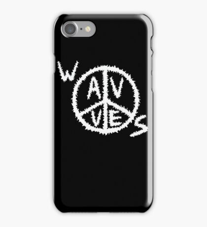 S.WavvesPeace iPhone Case/Skin