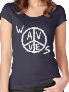 S.WavvesPeace Women's Fitted Scoop T-Shirt