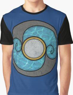 LOK - Water Reaver symbol Graphic T-Shirt