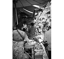 Mae Sot Morning Market Photographic Print