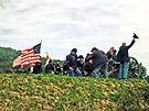 Union Soldiers by FrankieCat