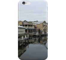 Old Style Waterfront iPhone Case/Skin