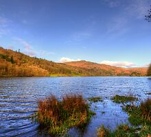 Grasmere by English Landscape Prints