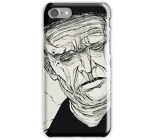 Outlaw iPhone Case/Skin
