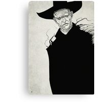 Outlaw Canvas Print
