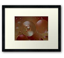 Bubbles Bubbles Bubbles  Framed Print