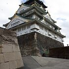 Osaka Castle by JessicaHayley