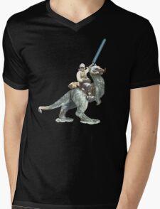 Giddy up Mens V-Neck T-Shirt