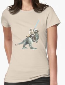 Giddy up Womens Fitted T-Shirt