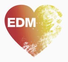 EDM Love One Piece - Long Sleeve