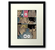 billyteddy cute boyfriends <3 Framed Print