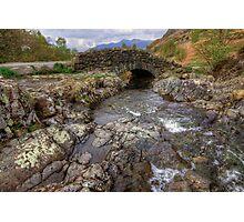 Ashness Bridge Photographic Print