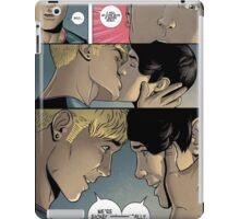 billyteddy cute boyfriends <3 iPad Case/Skin