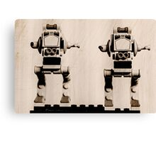Lego AT-ST Canvas Print