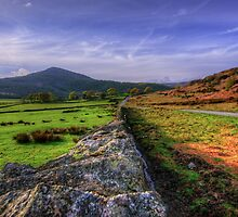 The Duddon Valley by English Landscape Prints