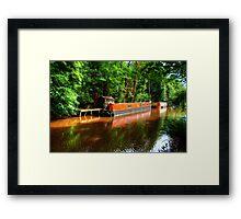 Hebden Bridge Framed Print