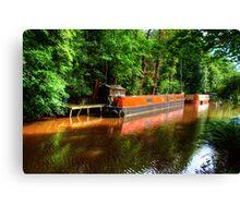 Hebden Bridge Canvas Print