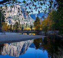 Autumn in Yosemite Park  by Nicole  Markmann Nelson