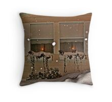 A Haven In The Storm Throw Pillow