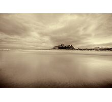 Bamburgh Photographic Print