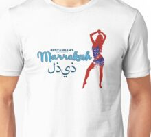 Dine in Morocco! Unisex T-Shirt
