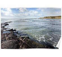 Kimmeridge Bay Poster