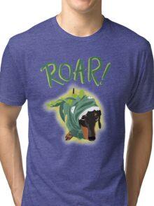 Wienersaurus Tri-blend T-Shirt