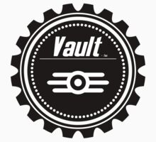Vault Tec Fallout by mrtoillet