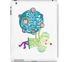 Prince Katamari Textography iPad Case/Skin