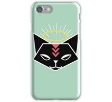 Cat Tribe 01 iPhone Case/Skin