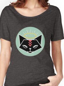 Cat Tribe 01 Women's Relaxed Fit T-Shirt