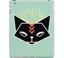 Cat Tribe 01 iPad Case/Skin
