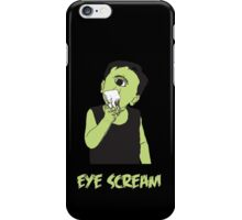 Eye Scream iPhone Case/Skin