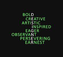Designer Typography Unisex T-Shirt