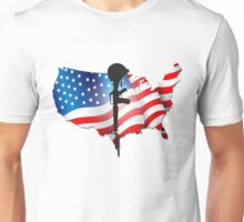 US Veterans Unisex T-Shirt