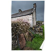 A Dales Cottage Poster