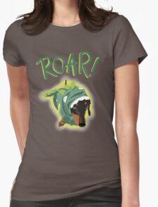 Sausagesaurus Womens Fitted T-Shirt